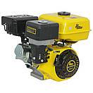 Двигатель Кентавр ДВЗ-200БШЛ (шлицы, 6,5 л.с., бензин, фильтр с масляной ванной) , фото 2