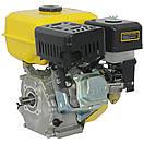Двигатель Кентавр ДВЗ-200БШЛ (шлицы, 6,5 л.с., бензин, фильтр с масляной ванной) , фото 5