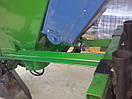 """Картофелесажалка ТМ АРА """"Зеленая"""" (цепная, 20 л.) с бункером для удобрений, фото 3"""