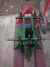 """Картофелесажалка ТМ АРА """"Зеленая"""" (цепная, 20 л.) с бункером для удобрений, фото 4"""