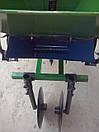 """Картофелесажалка ТМ АРА """"Зеленая"""" (цепная, 20 л.) с бункером для удобрений, фото 7"""