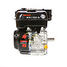 Двигатель бензиновый Weima WM170F-S New (7,0 л.с.,шпонка), фото 8