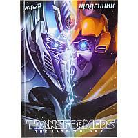 """Дневник школьный Kite """"Transformers"""" (TF17-262-3), фото 1"""
