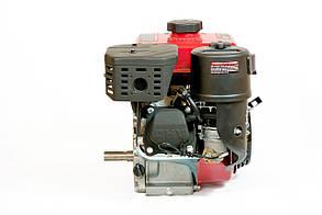 Двигун бензиновий Weima WM170F-3(R) New (7,0 л. с.,шпонка,редуктор)