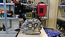 Двигатель дизельный Weima WM188FBSE редуктор (12,0 л.с.,вал под шпонку), фото 7