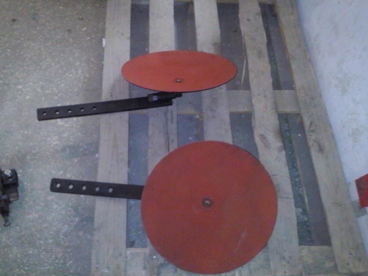 """Окучник дисковый """"АРА"""" (40 см)"""