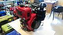 Двигатель дизельный Weima WM188FBS редуктор (12,0 л.с.,вал под шпонку), фото 5