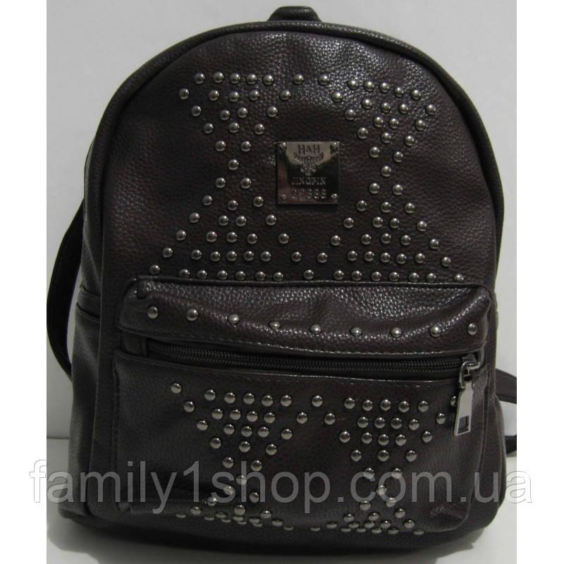 3152d1040a6c Стильный рюкзак женский с заклепками.: продажа, цена в Хмельницком ...