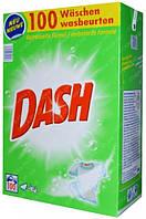 Безфосфатный стиральный порошок Dash 6,5 кг. 100 стирок