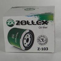 Фильтр масляный Zollex ВАЗ 2108-09 Z-103 (OP520/1)