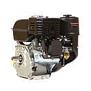 Двигатель бензиновый Weima WM170F-T/20 New (7,0 л.с.,вал под шлиц), фото 5