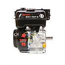 Двигатель бензиновый Weima WM170F-T/20 New (7,0 л.с.,вал под шлиц), фото 8