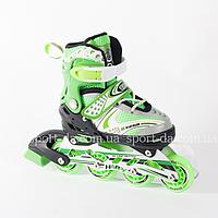 Раздвижные роликовые коньки- Roller New. Размеры:25-29, 29-33, 34-38, 39-42