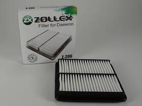 Фильтр воздушный Zollex Daewoo Lanos Z-206 (AP082/1)