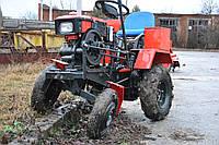 """Адаптер-мототрактор ТМ """"Ярило"""" (для мотоблоков водяного охлаждения, + колеса)"""