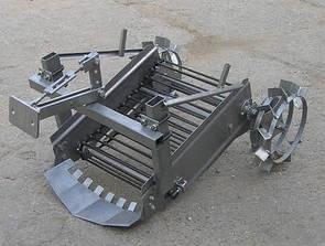 Картоплекопачка транспортерна Ярило (привід від коліс)