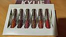 Набор помад Kylie Holiday Edition Lip Kit mini (6 штук в наборе), фото 4
