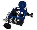 """Картофелекопатель вибрационный Zirka-61 """"Премиум""""(одноэксцентриковая для водянок и мототрактора), фото 3"""