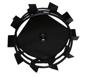 """Грунтозацеп """"Премиум"""" 45 см (пара) (450х110 мм, без втулки)"""