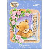 "Дневник школьный Kite ""Popcorn Bear"" (PO17-262), фото 1"