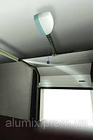 Электроприводы для гаражных секционных ворот SPIN21 KCE