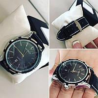 Мужские модные часы с оригинальной оправой (4 цвета)
