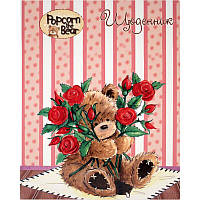"Дневник школьный Kite ""Popcorn Bear"" (PO14-261K)"