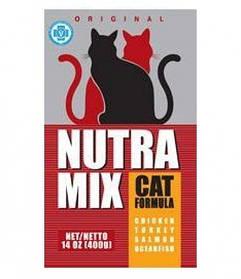 Nutra Mix Original Нутра Микс с курицей, индейкой, лососем и океанической рыбой, 22,68кг