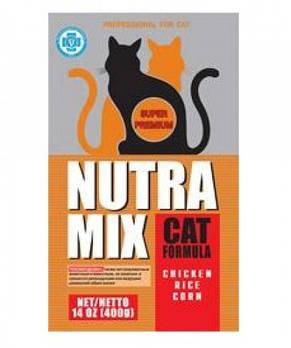Сухой корм Nutra Mix Professional Нутра Микс для кошек, 9,07 кг