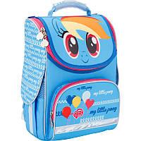 Ранец школьный ортопедический каркасный (ранец) 501 My Little Pony-2 (LP17-501S-2)