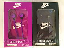 Cиликоновые наушники-вкладыши Nike NK-A09S!Опт, фото 3