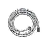 Шланг для душа AQUAVITA 3150 ПВХ бело-серебристый SL-13 1,5м