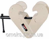 Зажим для балки и тали JET JBC-5 грузоподъемность 5 т ширина балки 125-270мм, вес 18кг MTG