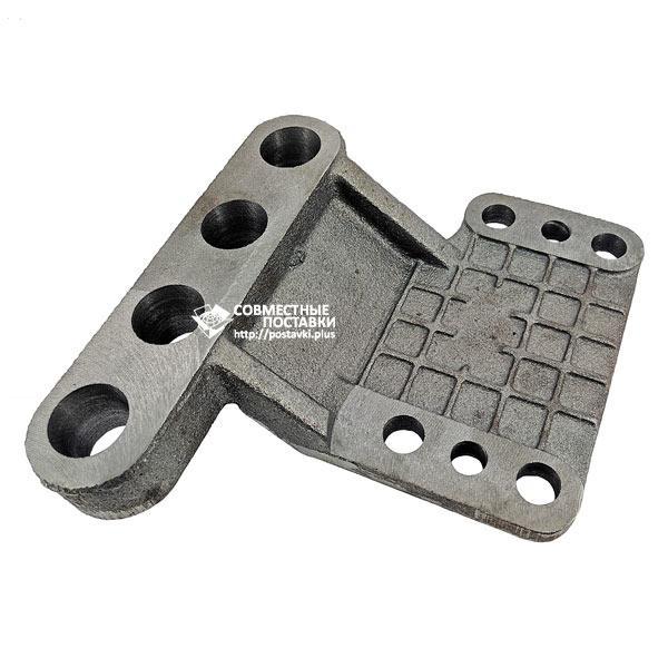 Кронштейн рулевой МТЗ-80 (задний ведущий) (сталь) Ф80-3001011 для переоборудования под ГОРу (насос-дозатор)