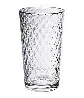 """Набор высоких стаканов """"Кристалл"""" 230мл. 6шт."""