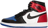 Мужские кроссовки Nike Air Jordan 1 Retro High OG Top 3 555088-026, Найк Аир Джордан 1