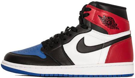 2213ee206453c7 Мужские баскетбольные кроссовки Air Jordan 1 Retro High OG Top 3, фото 2