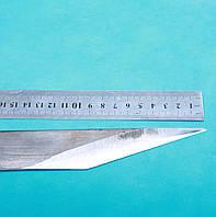 Нож брусовочный VY по коже