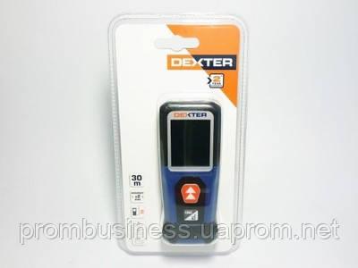 Лазерная рулетка, дальномер Dexter LDM 50