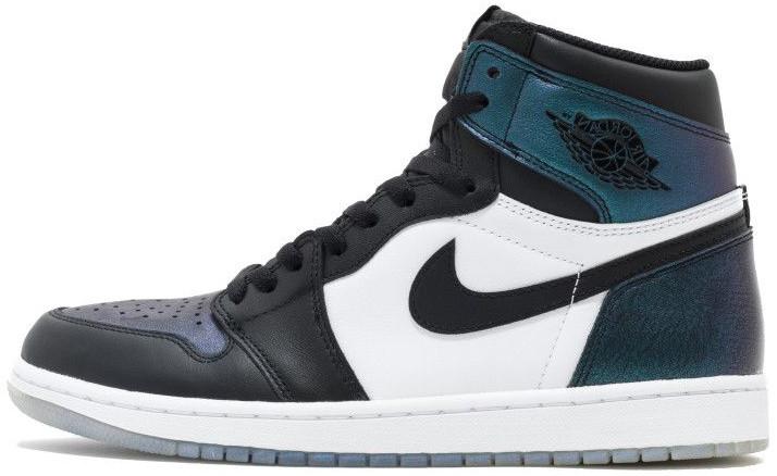 "Мужские кроссовки Nike Air Jordan 1 Retro High OG ""All-Star Chameleon"" 907958-015, Найк Аир Джордан 1"
