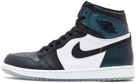 "Мужские кроссовки Nike Air Jordan 1 Retro High OG ""All-Star Chameleon"" 907958-015, Найк Аир Джордан 1, фото 2"