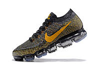 Мужские кроссовки Nike Air VaporMax (Gold/Black), фото 1