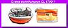 COOLING BAG CL 1700-1, Сумка холодильник CL 1700-1!Опт