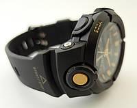 Часы  G-Shock - GA-500, пылезащищенные,  черные c золотом, фото 1
