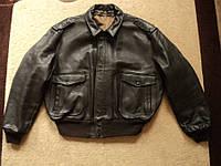 Куртка пилот SCHOTT USA р. 54 ( СОСТ НОВОГО )