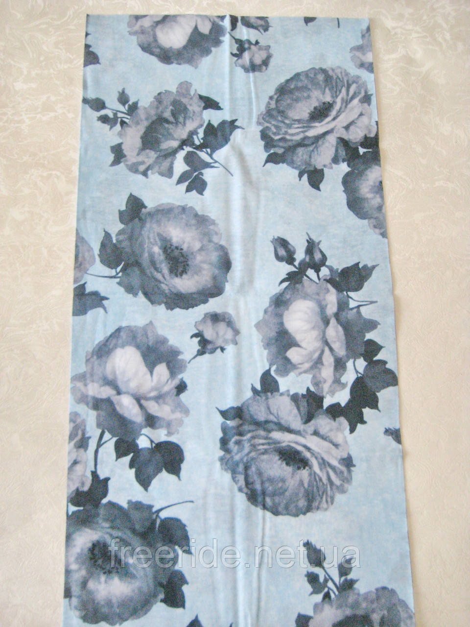 Летний бафф, buff, бесшовный шарф, повязка (#334)