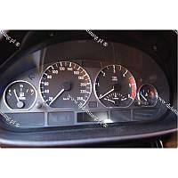 Кольца рамки на приборы BMW E46