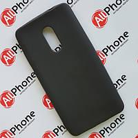 Чехол-бампер Xiaomi силиконовый Redmi Note 4 Black