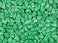 Посыпки кондитерские — Елки зеленые