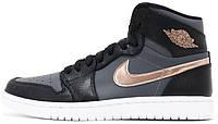 Мужские баскетбольные кроссовки Air Jordan 1 Retro High Bronze Medal